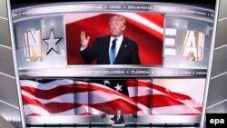 Republikanski kandidat za predsednika SAD Donald Tramp