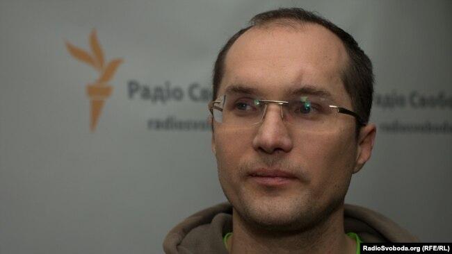 Юрій Бутусов, військовий експерт та журналіст