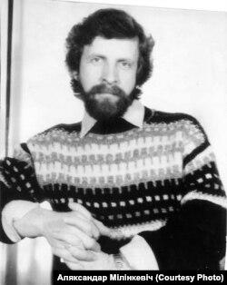 Аляксандар Мілінкевіч, канец 1980-х