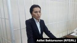 Мурдагы баш прокурор, Жогорку Кеңештин депутаты Аида Салянова