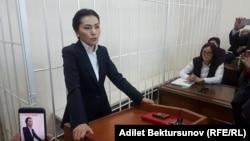 Аида Салянова сотто.