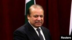 Pakistan Prime Minister Nawaz Sharif (file photo)
