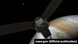 USA--NASA's Juno Spacecraft Getting Close to Jupiter/nasa.gov