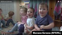 Новосибирскида балалар йорты