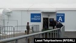Центр временного содержания иностранных граждан в Москве.