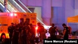 La Las Vegas după atac