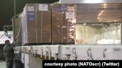 بزرگترین کمک طبی ناتو برای مبارزه با ویروس کرونا برای نیروهای امنیتی افغان