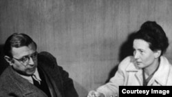 Jean-Paul Sartre və Simone de Beauvoir