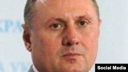 Украинадағы «Аймақтар партиясының» Жоғарғы Рададағы фракциясының бұрынғы жетекшісі Александр Ефремов.