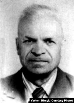 Учасник українського руху опору в СРСР Олекса Гірник (1912–1978)