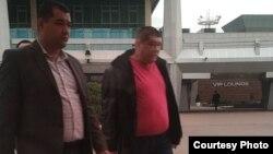 Өзбекстан. Tашкенттин прокурорунун мурунку орун басары.
