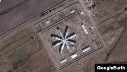 Новый следственный изолятор в Ташкентской области.