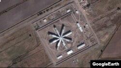 Тюрьма в Зангиатинском районе Ташкентской области.