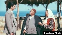 Кадр из фильма «Саякбай. Гомер ХХ века».