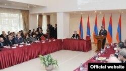 Լուսանկարները` Հայաստանի նախագահի մամլո գրասենյակի
