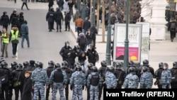 Москвадагы коррупцияга каршы митинг.