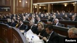 Përfaqësimi i grave në Parlamentin e Kosovës