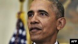 Президент США Барака Обама.