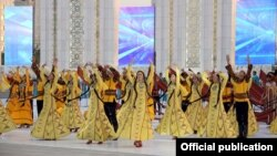 """Türkmenistan Altyn Asyr"" websaýtyndan alnan surat."