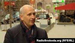 Співробітник СБУ та полковник Олег Стариков