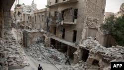 Aleppo, 2 Maj 2016