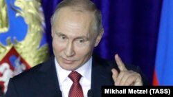 Presidenti rus, Vladimir Putin, foto nga arkivi