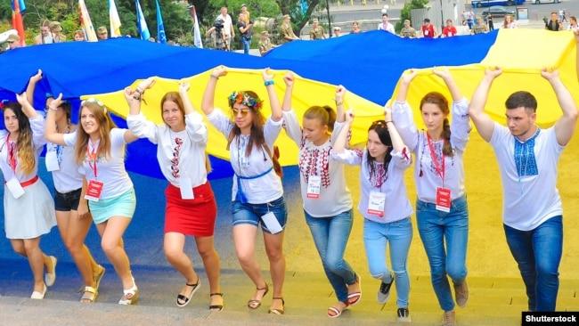 Святкування Дня Незалежності України в Одесі, 24 серпня 2016 року
