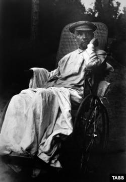 Володимир Ленін, Горки. 1923 рік