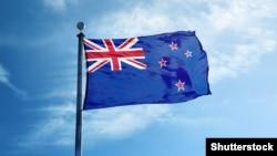 Flamuri i Zelandës së Re.