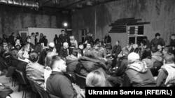Ukraine -- Театр переселенця