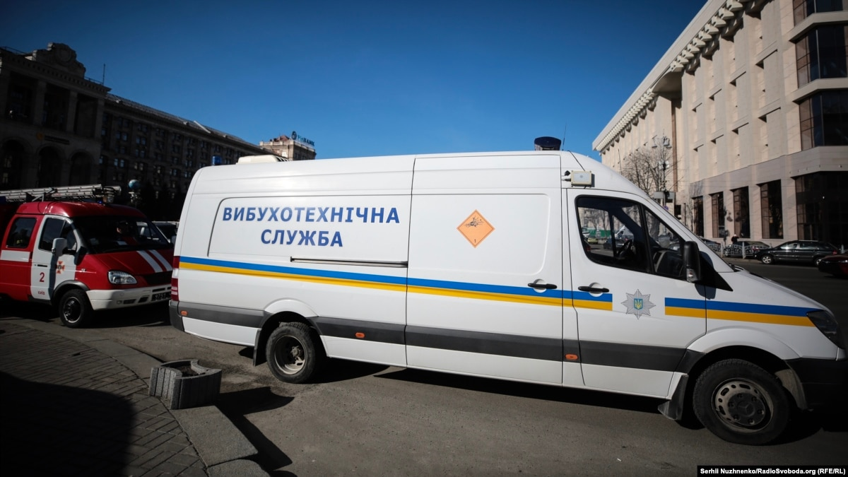 В Киеве станции метро «Крещатик» и «Театральная» закрыли из-за сообщения о минировании