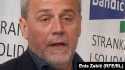 Zagrebački gradonačelnik Milan Bandić, fotoarhiv