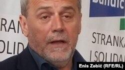 Gradonačelnik Zagreba Milan Bandić (na fotografiji) ravnodušan na potez Juričana