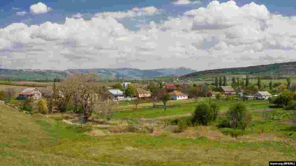 Юго-восточная окраина Строгоновки