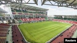 Новий спортивний комплекс імені Ахмата Кадирова, 8 травня 2011 року