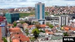 Pamje e Prishtinës