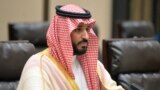 Muhammed bin Salman. Arhiw suraty