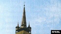 Церква Святої Параскеви в м. Бланско