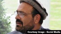 امین کریم، رئیس هیئت مذاکره کنندۀ حزب اسلامی