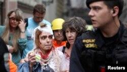 Prag: Jaka eksplozija u centru grada