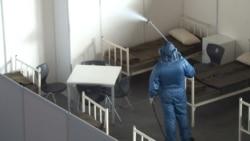Serbia Closes Temporary Hospital As New Coronavirus Cases Drop