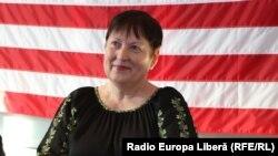 Корреспондент Свободной Европы Валентина Урсу