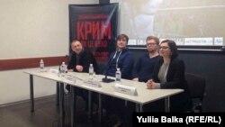 """Презентация фильма """"Крым. Как это было"""""""