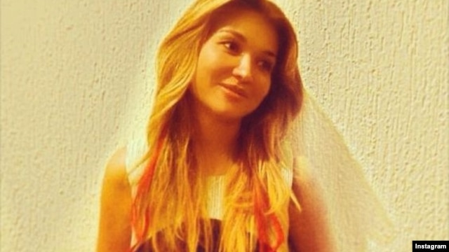 Gulnara Karimova's Instagram account is filled with happy, contented images of Uzbekistan's first daughter.