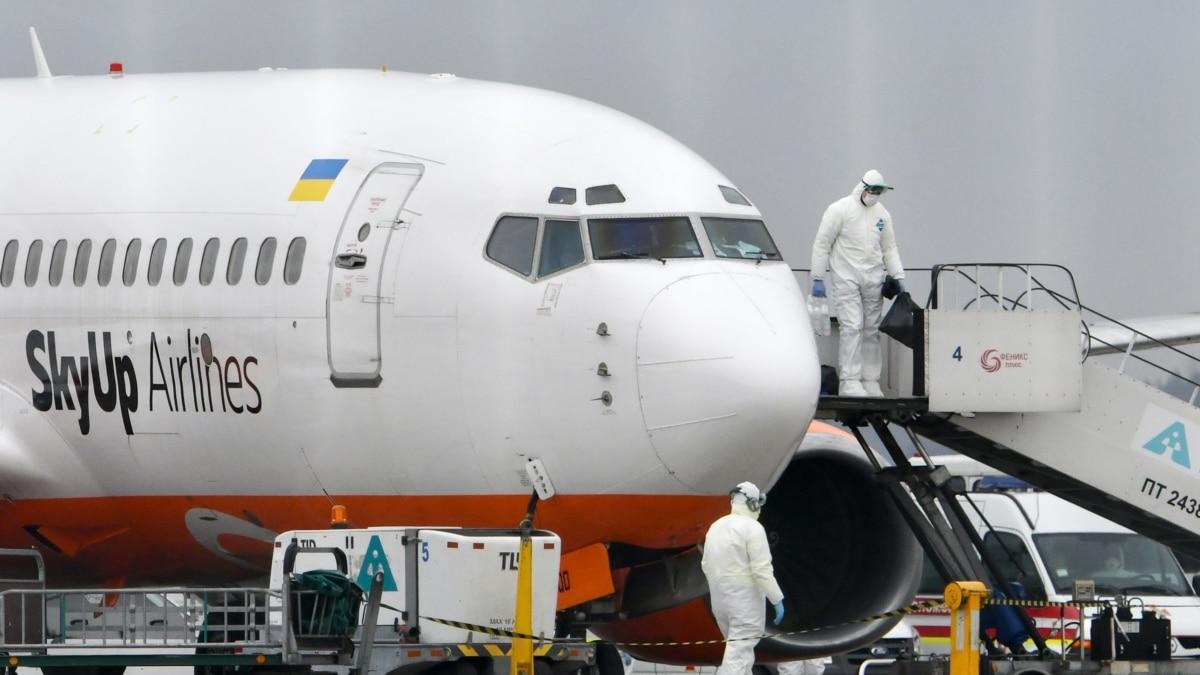 В Украину из Египта вернулись более 25 тысяч граждан – МИД