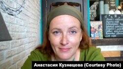 Анастасия Кузнецова. Фото: Екатерина Скачевская