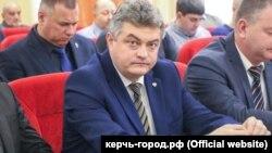 Новопризначений заступник голови адміністрації Керчі Ренат Джапаров