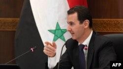 Сириянын президенти Башар Асад