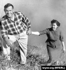 Рефат и Мусфире Муслимовы, 1964 год. Фото из семейного архива