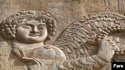 طاق بستان در کرمانشاه، هنری از دوران ساسانیان